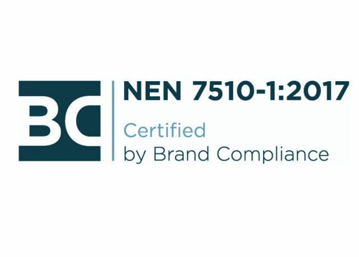 NEN 7510-1:2017 logo